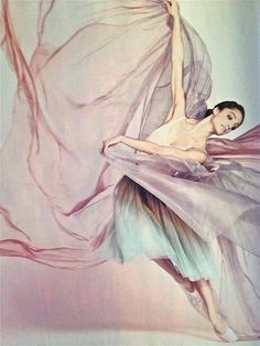 Dorothée Gilbert (born 1983), Paris Opera Ballet. Photo from the Spring/Summer 2012 campaign for Repetto.