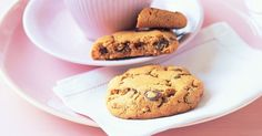 Put a spin on traditional chocolate chip cookies with delicious peanut butter goodness!