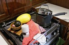 The best gear for outfitting the galley of your sailboat.