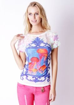 T-Shirt Premium Estampada | Lança Perfume T-Shirt Premium Stamped | Lança Perfume