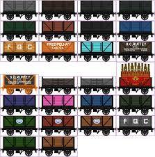 train trucks