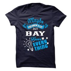 BAY knows everythingIf you dont like this shirt, no problem, you can search another shirt at SEARCH BOX on the TOP. Let type your NAME or YEAR OF BIRTH on that box then you will be surprised!BAY