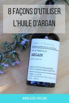 Bienfaits de l'huile d'argan pour la beauté et la santé