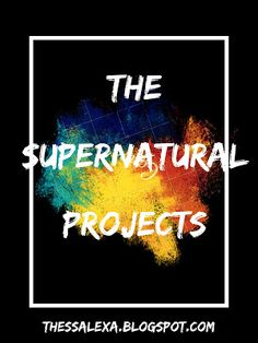 7777 Tag: The Supernatural Projects - Summer Snowflakes