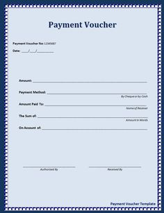 The payment voucher template is of many kinds and used for the number of purposes in business. This voucher can be a method of payment and can be used in different Voucher Template Free, Certificate Design Template, Invoice Template Word, Business Plan Template, Coupon Template, Templates Printable Free, Invoice Format, Voucher Sample, Payroll Template