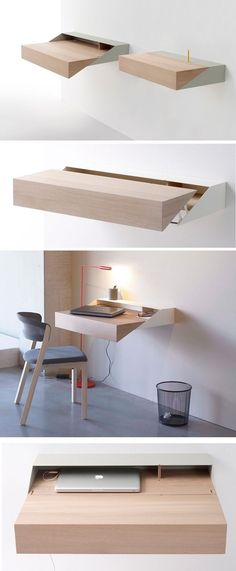 Simple and Creative Ideas: Floating Shelves Entryway Home Office floating shelf design night stands.Floating Shelves With Lights Work Spaces floating shelf living room sinks.Floating Shelves Around Tv Shelf Arrangement. Smart Furniture, Furniture Design, Bedroom Furniture, Office Furniture, Furniture Ideas, Furniture Chairs, Furniture Stores, Cheap Furniture, Garden Furniture