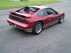 1984 Fiero GT Lamborghini, Ferrari, Chrysler 300 Srt8, Muscle Truck, Pontiac Fiero, Dream Garage, Fast Cars, Cars Motorcycles, Cool Cars