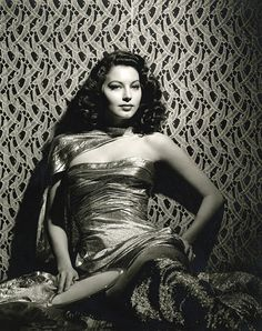 Ava Gardner, 1940s, photo by Clarence Sinclair Bull