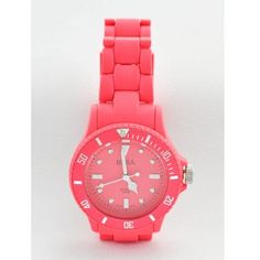 We love this fun, bright and sporty watch!