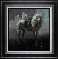 Christian Hook, Oil Paintings, Original Paintings, Equine Art, Horse Art, Figurative Art, Originals, Boats, Frames