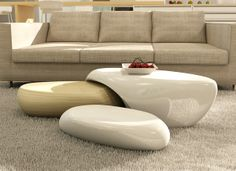 L'ithos coffee tables by Irina Alexandru/ AIRA design studio , via Behance The Jetsons, Happy Fourth Of July, Cool Beds, Cool Stuff, Coffee Tables, Behance, Furniture, Studio, Designers