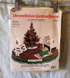 NMI DECORATIVE CENTERPIECE SWEET DREAMS COUNTED CROSS STITCH KIT  #1675 NEW #Needlemagic #Collectible