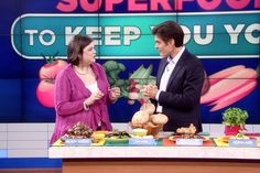 New Superfoods to Keep You Young