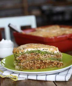 Rakott kel - a magyarok lasagne-ja Bologna, Salmon Burgers, Street, Ethnic Recipes, Kitchen, Food, Lasagna, Cooking, Kitchens