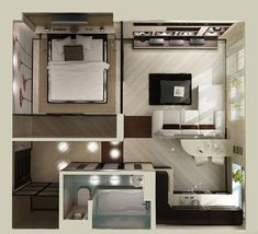 Tiny apartment idea