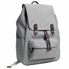 Everlane - The Snap Backpack Reverse Denim