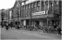 Bibliotheek Markt 43 Make Beauty, Was, Street View