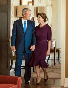 The New George W. Bush Presidential Library Opens in Dallas..Go to the site..for the slide show!!