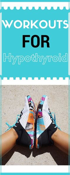 Workouts specifically designed to help you lose weight with hypothyroidism