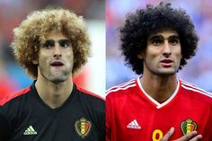 Die krassesten Frisuren der Em 2016 #Em #Euro2016 #Eurpomeisterschaft #Frisur #Styling