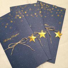 プロフィールブック出来ました〜! . テープのりで肩こりなんて今後あるんだろうか。。 . . テーマのお星様をメインに星くずが飛んでる紙で作りました なかなか満足! . . 次に中身を少しお店しますので、もしよければ是非♡ʾʾ♡ʾʾ . . . #ウェディング #ウェディングドレス #カバードレス #結婚式#プレ花嫁#花嫁DIY #挙式 #結婚準備 #結婚 #marry  #ブライダル #手作り #手作りウェディング #お色直し #wedding #ちーむ1016 #全国のプレ花嫁さんと繋がりたい #marry #プロフィールブック #プロフィールブック手作り #お星様