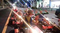 Things to Do in Tokyo Mario Kart Japan