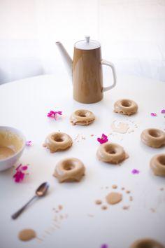 Milk Tea Donuts via @Lyndsay Smith Smith Smith Smith Smith Smith Smith Smith Smith Smith Sung / Coco Cake Land