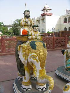 Travel to #India!