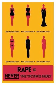 What is Rape Culture? Rape Culture is an environment in which rape is prevalent and in which sexual violence against women is normalized and excused in the media and popular culture. Rape culture c… Women Rights, Intersectional Feminism, Equal Rights, The Victim, Victim Blaming, Patriarchy, Faith In Humanity, Social Justice, Equality