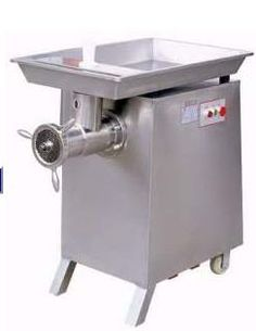Commercial Electric Meat Grinder model #42 http://www.proprocessor.com/electric-meat-grinders.htm