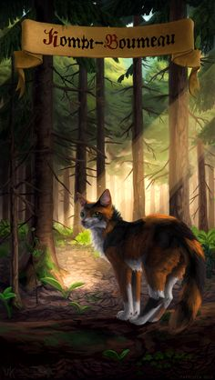 Warrior cats - Tawnypelt by Cat-Patrisiya.deviantart.com on @DeviantArt