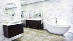 Contemporary Bathroom Vanities Modern Shower Heads And Bathroom - Bathroom vanities miami showroom