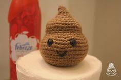 Amigurumi Poop - FREE Crochet Pattern / Tutorial