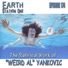 """Earth Station One honors one of the truest geniuses of our time – the award-winning master musician, songwriter, producer, director, author, actor, humorist, podcaster, multi-media artist known as """"Weird Al"""" Yankovic. We are also are joined by New York Times Bestselling Author Jonathan Maberry and we show him our version of the """"Extinction Machine"""" aka The Geek Seat! Plus, Plus, the usual Rants, Raves, Khan Report, and Shout Outs! www.esopodcast.com"""