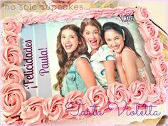 No solo cupcakes... con Mara : TARTA VIOLETTA