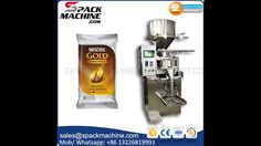 peanut bag packing machine seeds pouch packaging machine