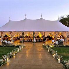 Outdoor Tent Wedding, Outdoor Events, Wedding Prep, Dream Wedding, Glamorous Wedding, Wedding Ideas, Gothic Wedding, Wedding Planner, Marquee Wedding