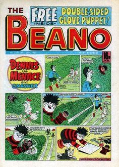 One of my favorite British comics