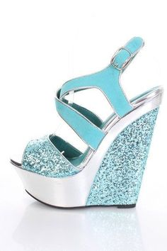 Tiffany Blue Glitter Faux Suede Cross Strap Platform Wedges @ Amiclubwear Wedges Shoes Store:Wedge Shoes,Wedge Boots,Wedge Heels,Wedge Sandals,Dress Shoes,Summer Shoes,Spring Shoes,Prom Shoes,Women's Wedge Shoes,Wedge Platforms Shoes,floral wedges,Fashion #promshoeswedges #promheelswedges