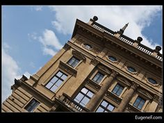 We offer royalty free photography of architecture in the architecture gallery and all photographs are high quality and formatted for non commercial use. Prague Architecture, Architecture Wallpaper, Digital Photography, Multi Story Building, Louvre, Gallery, Travel, Viajes, Roof Rack