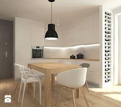 Aranżacje wnętrz - Kuchnia: projekt mieszkania - Kuchnia, styl skandynawski - Studio Architektury Loci. Przeglądaj, dodawaj i zapisuj najlepsze zdjęcia, pomysły i inspiracje designerskie. W bazie mamy już prawie milion fotografii!