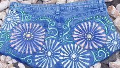 VENTA de shorts de dril de algodón reciclado Margarita dulce