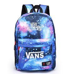 School boy and girls Trend schoolbag ladies female man shoulder bag women backpack VANS Escolar bolsas mochila for teenager tr08
