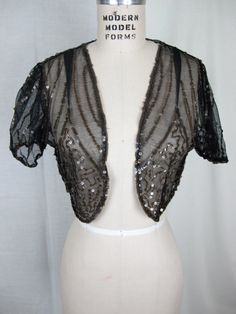 Sequin Evening Jackets for Women