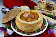Rulada din muschiulet de porc, cu legume - CAIETUL CU RETETE Cheesecake, Pudding, Desserts, Food, Diet, Tailgate Desserts, Deserts, Cheesecakes, Custard Pudding