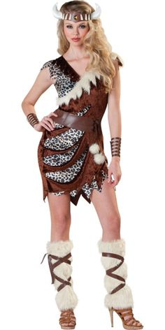 Adult Sexy Barbarian Costume - Party City