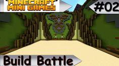 MINECRAFT MINI-GAMES - BUILD BATTLE - #02