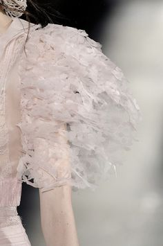 CHANEL Haute Couture | Fall 2012 _Detail
