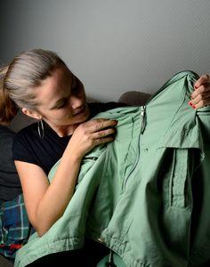 Räta ut veck i läderskor – Del 2 – Lagningsbloggen