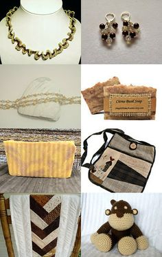 Beautiful Browns! Mother's Day Gift Ideas! BLAST Treasury!!! 4/18 by jacqueline swain on Etsy--Pinned with TreasuryPin.com